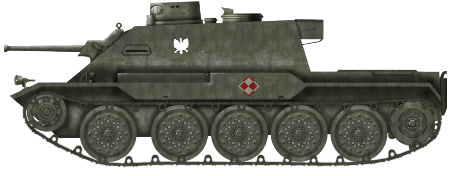 28mm Wwii Russian Polish Armor Marking Decals 2 For Small