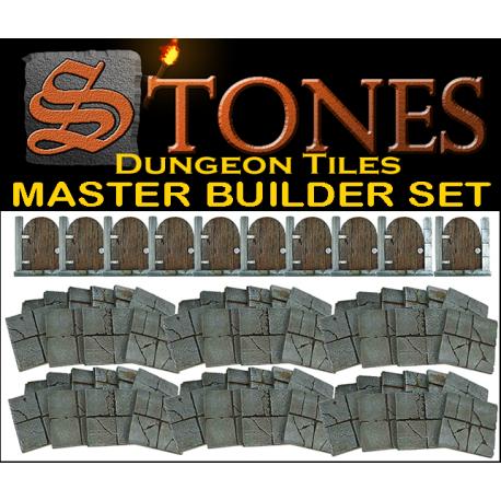 Stones Master Builder Set