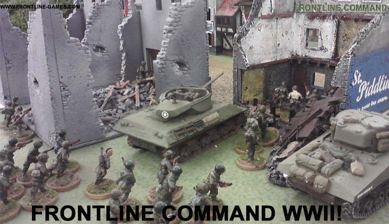 Frontline Command WWII