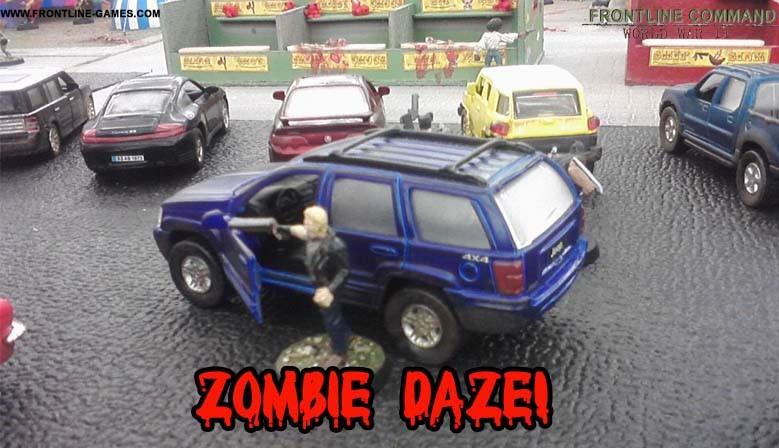 Zombie Daze!