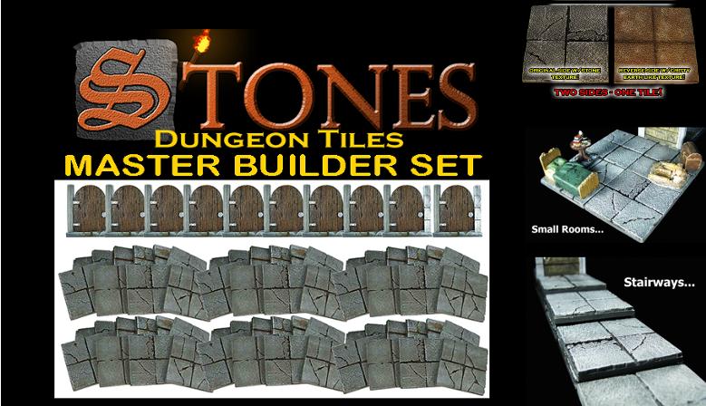 Stones Master Builder Set!