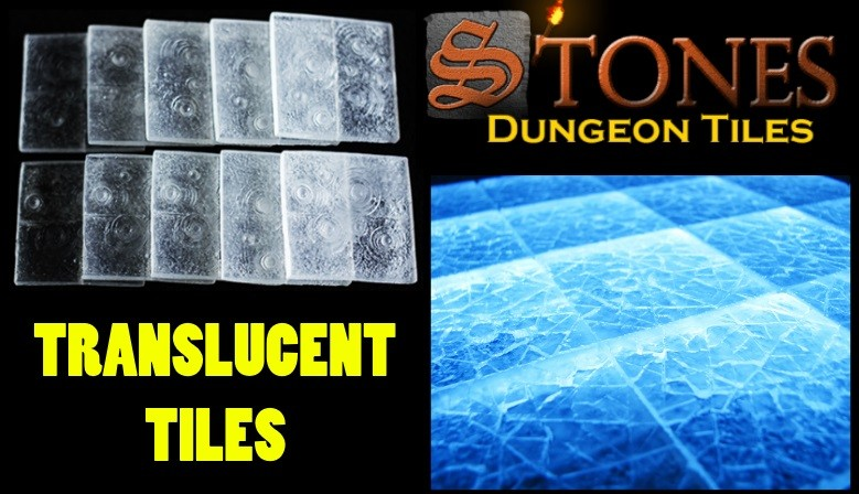 Translucent Dungeon Tiles