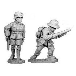 German Afrika Korps w/Flamethrowers II