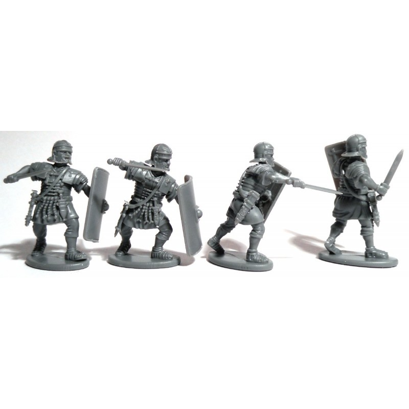 Imperial Roman Legionaries Attacking (25) 28mm VICTRIX MINIATURES -  Frontline-Games